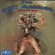 Click here for more info about 'Soft Machine - Volume Two - 1st - Black Label - VG'