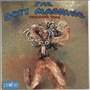 Click here for more info about 'Soft Machine - Volume Two - 2nd - Pink Label'