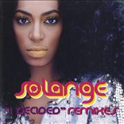 Click here for more info about 'Solange Knowles - I Decided - Remixes'