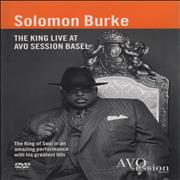 Click here for more info about 'The King Live At AVO Session Basel'
