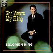 Click here for more info about 'Solomon King - She Wears My Ring - 1st - Sample'