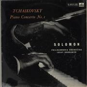 Click here for more info about 'Solomon - Tchaikovsky: Piano Concerto No. 1 - 2nd'