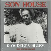 Click here for more info about 'Son House - Raw Delta Blues: The Very Best Of The Delta Blues Master'