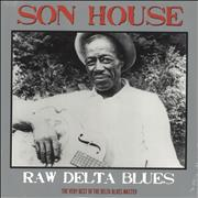 Click here for more info about 'Son House - Raw Delta Blues: The Very Best Of The Delta Blues Master - Sealed'