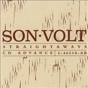 Click here for more info about 'Son Volt - Straightaways'