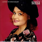 Click here for more info about 'Sonia - Listen To Your Heart'
