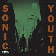 Click here for more info about 'Sonic Youth - 100% - One Hundred Per Cent'