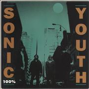 Click here for more info about 'Sonic Youth - 100% - One Hundred Percent'