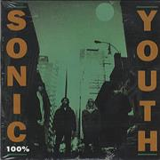Click here for more info about 'Sonic Youth - 100%'