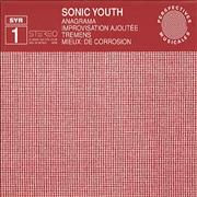 Click here for more info about 'Sonic Youth - Anagrama'
