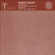 Click here for more info about 'Sonic Youth - Anagramav - Red Vinyl'