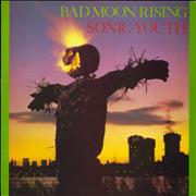 Click here for more info about 'Sonic Youth - Bad Moon Rising - 1st'