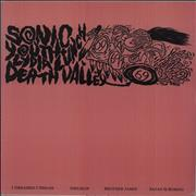 """Sonic Youth Death Valley '69 EP USA 12"""" vinyl"""