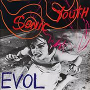 Click here for more info about 'Sonic Youth - Evol'