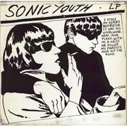 Sonic Youth Goo Germany vinyl LP