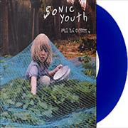 "Sonic Youth Kali Yug Express EP - BLUE VINYL France 10"" vinyl Promo"