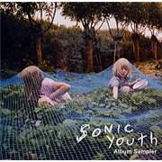 Sonic Youth Murray Street Album Sampler UK CD single Promo