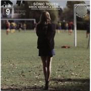 Sonic Youth Simon Werner A Disparu (Original Enregistrement Sonore) USA vinyl LP