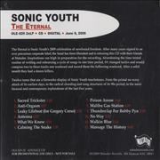 Click here for more info about 'Sonic Youth - The Eternal'