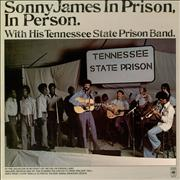 Click here for more info about 'Sonny James - In Prison, In Person'
