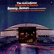 Click here for more info about 'Sonny James - The Astrodome Presents In Person Sonny James'