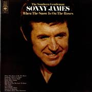 Click here for more info about 'Sonny James - When The Snow Is On The Roses'