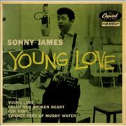 Click here for more info about 'Sonny James - Young Love'