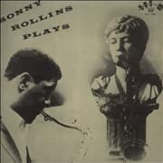 Click here for more info about 'Sonny Rollins Plays'