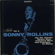 Click here for more info about 'Sonny Rollins Volume 2 - Div of Liberty'