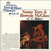 Click here for more info about 'Sonny Terry & Brownie McGhee - C.C.Rider'