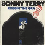 Click here for more info about 'Sonny Terry - Robbin' The Grave'