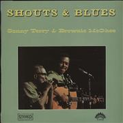 Click here for more info about 'Sonny Terry - Shouts & Blues'