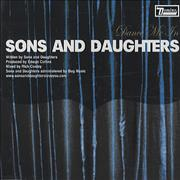 Click here for more info about 'Sons And Daughters - Dance Me In'