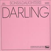 Click here for more info about 'Sons And Daughters - Darling'