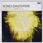 Click here for more info about 'Sons And Daughters - Gilt Complex'