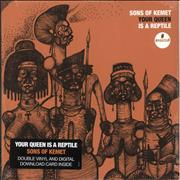 Click here for more info about 'Sons Of Kemet - Your Queen Is A Reptile - Sealed'