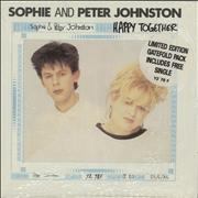 Click here for more info about 'Sophie & Peter Johnston - Happy Together'
