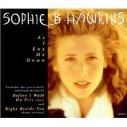 Sophie B Hawkins As I Lay Me Down UK CD single