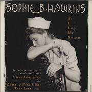 Click here for more info about 'Sophie B Hawkins - As I Lay Me Down'