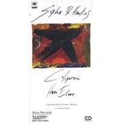 "Sophie B Hawkins California Here I Come Japan 3"" CD single"