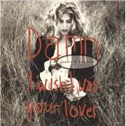 "Sophie B Hawkins Damn I Wish I Was Your Lover Netherlands 7"" vinyl"