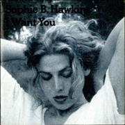 Click here for more info about 'Sophie B Hawkins - I Want You'