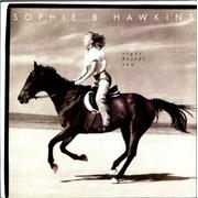"Sophie B Hawkins Right Beside You Netherlands 12"" vinyl"