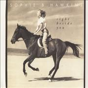 Click here for more info about 'Sophie B Hawkins - Right Beside You'