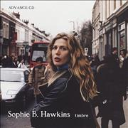 Click here for more info about 'Sophie B Hawkins - Timbre'
