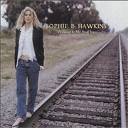 Click here for more info about 'Sophie B Hawkins - Walking In My Blue Jeans'