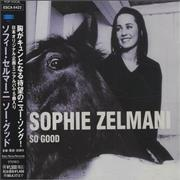 Click here for more info about 'Sophie Zelmani - So Good'