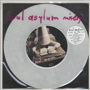 Click here for more info about 'Soul Asylum - Misery - White Vinyl'
