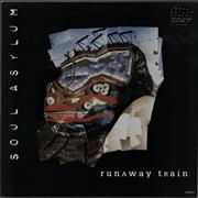 Click here for more info about 'Runaway Train - Blue Vinyl'