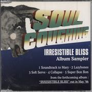 Click here for more info about 'Soul Coughing - Irresistible Bliss Album Sampler'